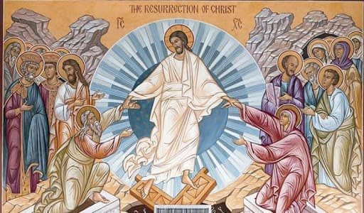 Resurrection of our Lord Jesus Christ